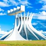 Cathedral of Brasilia, Brazil. — Stock Photo #70161643