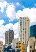 The Sao Paulo city in South America, Brazil — Foto de Stock