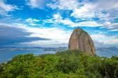 Pão de açúcar no rio de janeiro, brasil. — Fotografia Stock