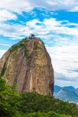 Sugarloaf Mountain in Rio de Janeiro, Brazil. — Stock Photo