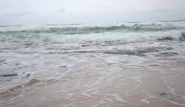 Beautiful beach in Brazil — Stock Video