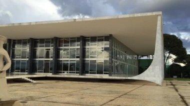 Supreme Federal Tribunal in Brasilia — Stock Video