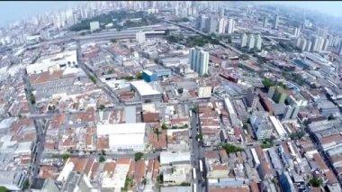 Miasto Sao paulo w Brazylii — Wideo stockowe