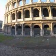 The Colosseum in Rome — Stock Video #74170399