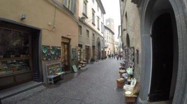 Orvieto city in Italy — Stock Video