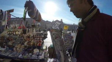 Vatikan in Rom — Stockvideo