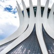 Cathedral of Brasilia in Brazil — Stock Photo #75852869