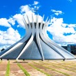 Cathedral of Brasilia in Brazil — Stock Photo #75885763