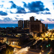 Sunset in Vedado neighborhood in Havana, Cuba — Stock Photo #78725208
