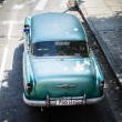 Old Chevrolet on Vedado district in Havana, Cuba. — Stock Photo #78943000