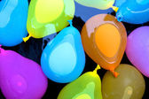 Floating Water Bombs — Stockfoto
