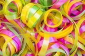 Ribbon colorful background — Stock Photo