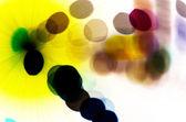 Abstract light blur — Stock Photo
