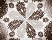 Decorative motif vintage grunge backgrounds — Stock Photo