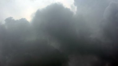Cloudy sky, time lapse — Vídeo de stock