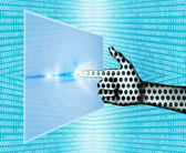 Digital environment — Stock Photo