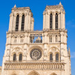 Notre Dame Cathedral, Paris, France. — Stock Photo #52558361