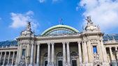 Le Grand Palais, Paris, France. — Stock Photo