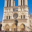 Notre Dame Cathedral, Paris, France. — Stock Photo #52686061
