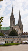 Chartres Cathedral. France. — Stock Photo
