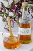 Agave syrup — Stock Photo