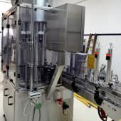 Bottling plant - square — Stock Photo