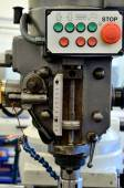 Detail of a milling machines — Stock Photo