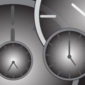Clock background — Stock fotografie
