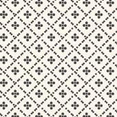 Vector seamless pattern geometric tiles rhombus — Stok Vektör