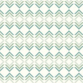 Vector seamless green pattern geometrical background — Stock Vector