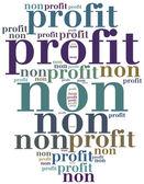 Non profit organization or business. — Stock Photo