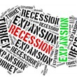 Expansion and recession in Turkey. — Stock Photo #72872285