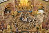 Chrześcijański kościół prawosławny — Zdjęcie stockowe