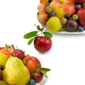 Different fruits — Stock Photo