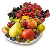さまざまな果物や野菜 — ストック写真