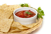 Red Salsa — Stock Photo