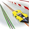 Eletric slot car memories — Stock Photo #54800629