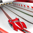 Eletric slot car memories — Stock Photo #54887239