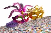 Carnival Party Props — Stock Photo
