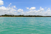 Maragogi from water, Alagoas - Brazil — Stock Photo
