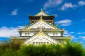 Matsumoto castle in Matsumoto, Japan — Stock Photo