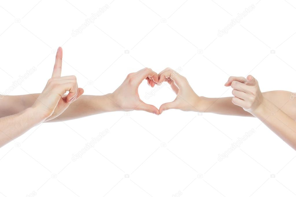 Ласки пальцами фото