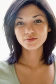 Portrait of a woman — Stock Photo