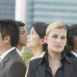 Group of multi-ethnic businesspeople — Stock Photo #52039611