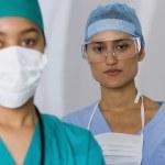 Multi-ethnic doctors — Stock Photo #52042525