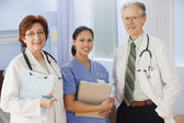 Group of health care professionals — Stock Photo
