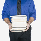 Hispanic businessman — Stock Photo