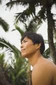 Azjatycki człowiek — Zdjęcie stockowe