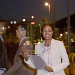 femme d'affaires américaine africaine — Photo #52080565