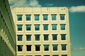 Classic architecture and windows  — Stockfoto